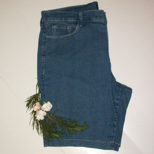 NYDJ Not Your Daughter's Jeans 16W Stretch Shorts